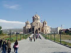 Saint Gregory Cathedral of Yerevan-Yerevan.jpg