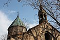 Saint Nshan Armenian church, Old Tbilisi (Dome & Belfry).jpg