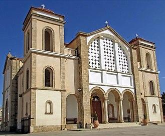 Avgorou - Saint Peter and Paul Church