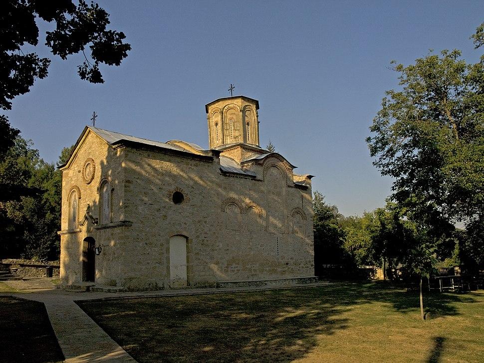 Saint Stefan Church Koporin Monastery