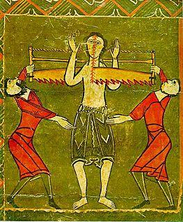 Patron saint of Ancona