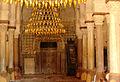 Salle de prière de la grande Mosquée de Kairouan 01, juin 2013.jpg