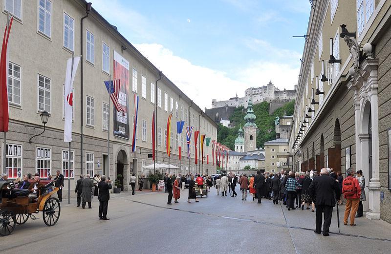 Großes Festpielhaus Salzburg
