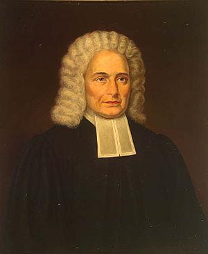 Samuel Davies (clergyman) - Image: Samuel Davies Of Princeton