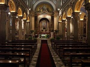 Chiesa di san salvatore in onda wikipedia for Mobilia san salvatore