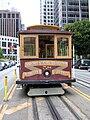 San Francisco cable car no. 58 on California St. 2.JPG