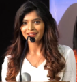 Sanchita Shetty at press meet.png