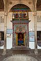 Sanctum Doorway - Hanseswari Mandir - Bansberia Royal Estate - Hooghly - 2013-05-19 7607.JPG