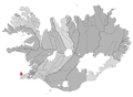 Sandgerdisbaer map.png