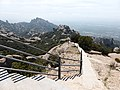 Sant Jeroni escaliers.JPG