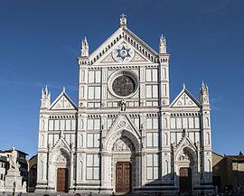 Resultat d'imatges de basilica de la santa creu florencia