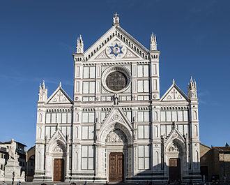 Santa Croce, Florence - Image: Santa Croce (Florence) Facade