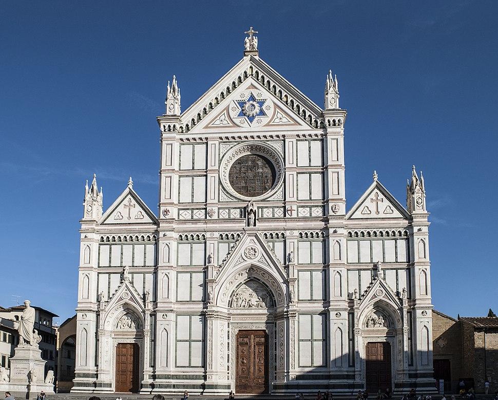 Santa Croce (Florence) - Facade