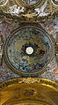 Santa Maria della Vittoria in Rome - Dome HDR.jpg
