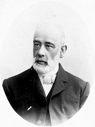 Santiago Pérez de Manosalbas - Daguerreotype of Manosalbas circa 1870.