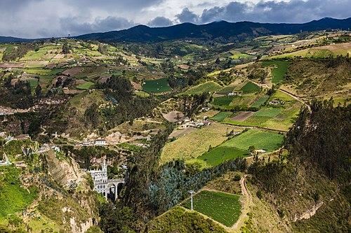 Santuario de Las Lajas, Ipiales, Colombia, 2015-07-21, DD 01.JPG