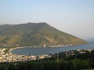 Sapri - Sapri's bay