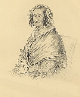 Sara Wacklin Finnish teacher and writer