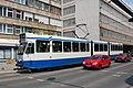 Sarajevo Tram-801 Line-3 2010-07-06.jpg