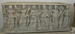 Sarcofago dell'Annona