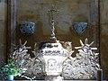 Sarlat Kathedrale - Chorkapelle 7 Tabernakel.jpg