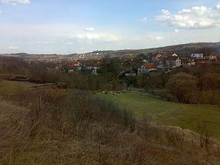Šašilovac Village in Rasina District, Serbia