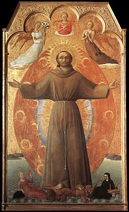 Sassetta - The Ecstasy of St Francis - WGA20860