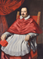 Sassoferrato and assistants - Cardinal Pietro Ottoboni, future Pope Alexander VIII.png
