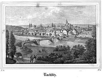 Rochlitz - Rochlitz (1835)
