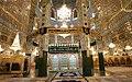 Sayyidah Zaynab Mosque, Damascus - 11 May 2008 14.jpg