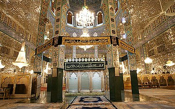 Sayyidah Zaynab Mosque, Damascus - 11 May 2008 14.jpg