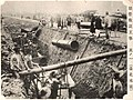 Scene of the construction of Taihoku sewerage system.jpg