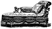Chaise longue wikipedia la enciclopedia libre for Significado de la palabra divan