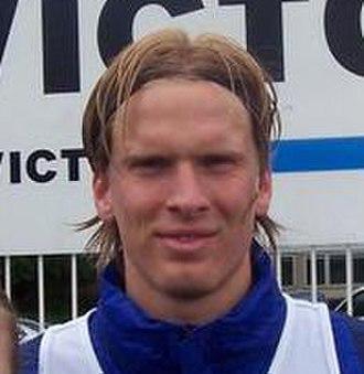 Christian Poulsen - Poulsen while at Schalke 04