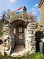 Schengen, Wintrange. Saint Donatus statue (102).jpg
