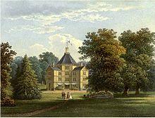 Schloss Antonin, Provinz Posen (Quelle: Wikimedia)
