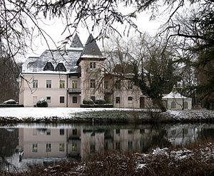 Kolbermoor - Pullach Castle