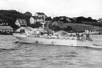 Jaguar class speedboat