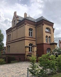Bierer Weg in Magdeburg