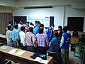 Science Career Ladder Workshop - Indo-US Exchange Programme - Science City - Kolkata 2008-09-17 000036.jpeg