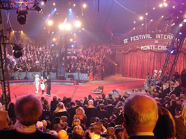 Принцесса Стефания завила, что цирковые животные являются частью