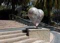 Sculpture, Hearts in San Francisco public art installation, Union Square, San Francisco, California LCCN2013630148.tif