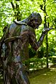 Sculptures in the Jardin du Musée Rodin 5, Paris 2010.jpg