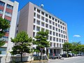 Secondary main government building, headquarters of the Akita Prefectural Police.jpg