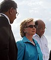 Secretary Clinton Visits Indian Agricultural Research Institute (3736045265).jpg