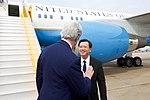 Secretary Kerry Arrives in Ho Chi Minh City (31904625240).jpg