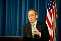 Secretary of Energy Chu in a Tokyo Press Conference (6882688814).jpg