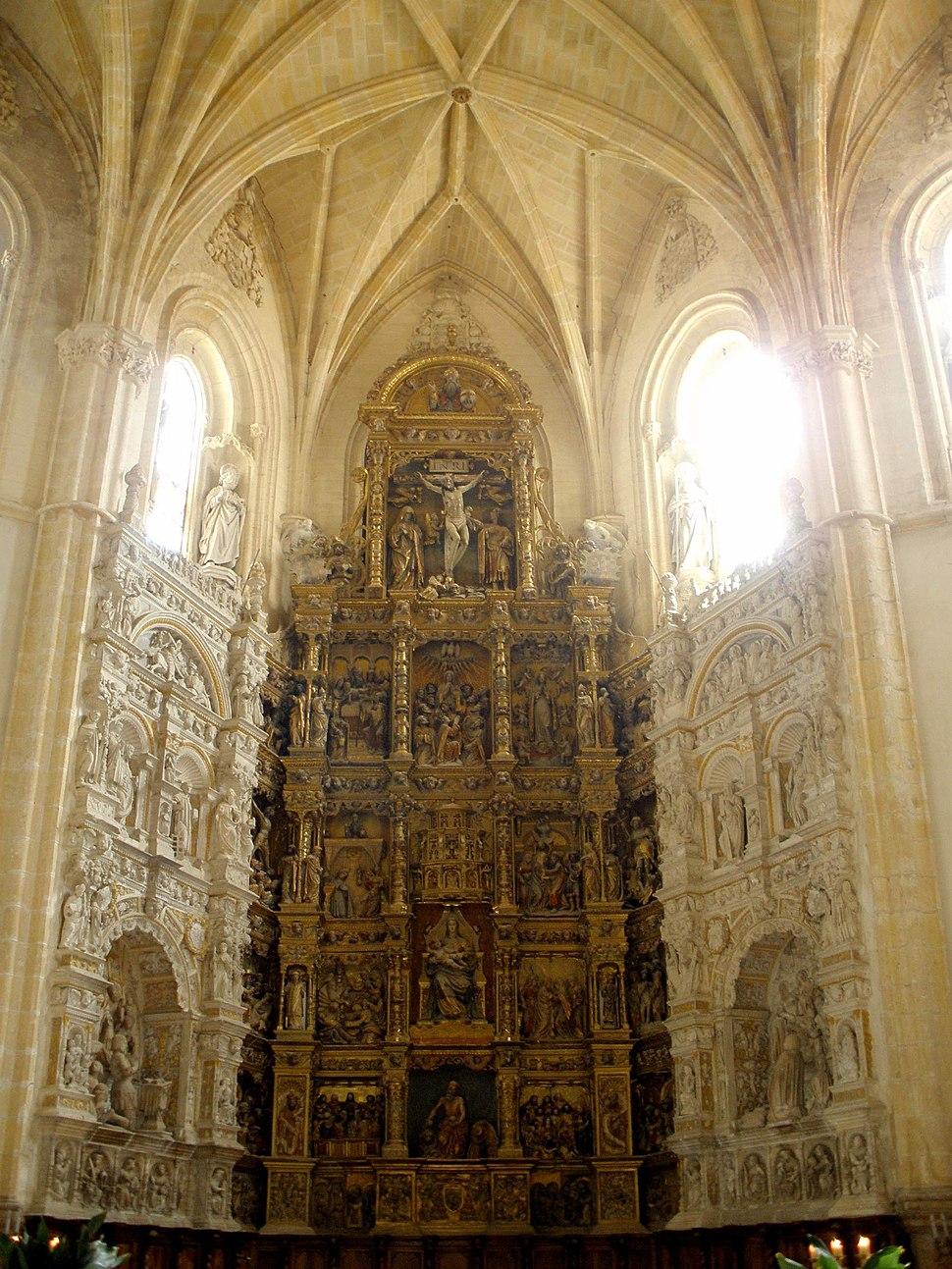 Segovia - Real Monasterio de Santa Maria del Parral 16