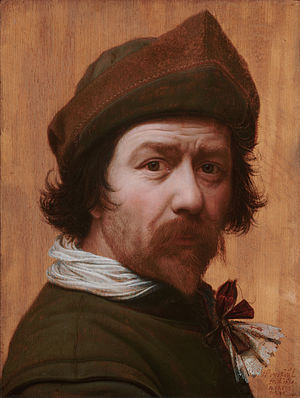 Self-Portrait by Huijgh Pietersz