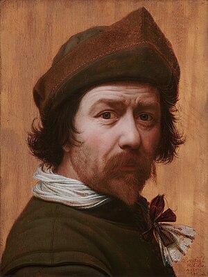 Self-Portrait by Huijgh Pietersz
